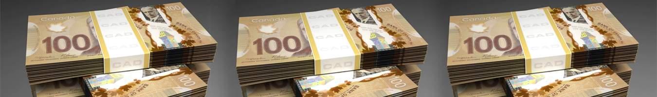 Buy Canadian Dollar Online