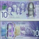 Buy CAD 10 Bills Online