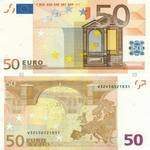 Buy €50 Bills Online