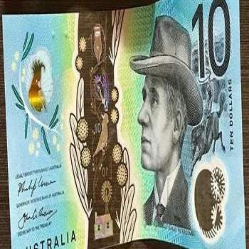 Buy AUD 10 Bills Online